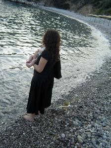 con Telemaco sulla riva di Asine